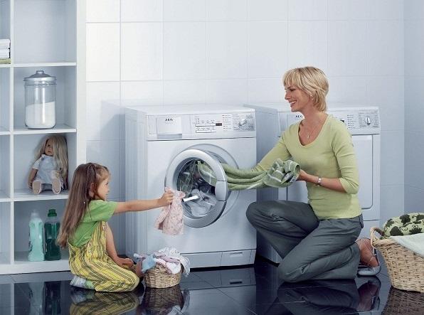 Khối lượng giặt quần áo tối đa